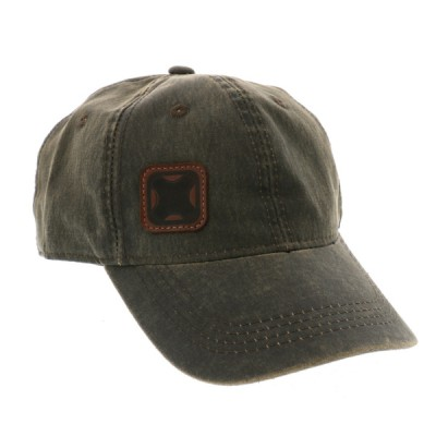 GALCO DISTRESSED BROWN CAP