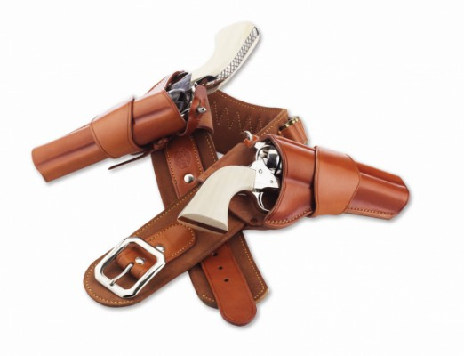 Cartridge Belts/Western