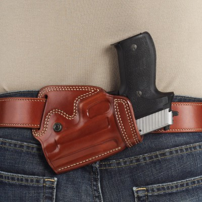 SOB SMALL OF BACK HOLSTER Belt Holsters Galco Gunleather