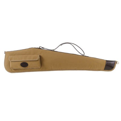 FIELD GRADE ZIPPERED SCOPED RIFLE/SHOTGUN CASE