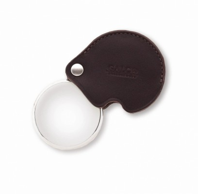 MAGNIFYING GLASS WITH CASE